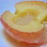 レンジで簡単!めちゃ美味しい!焼きりんご♪