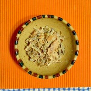 ゴボウとツナの味噌マヨサラダ♪