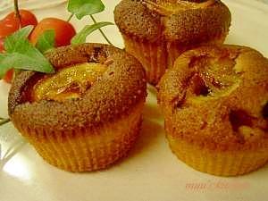 フルーティー♪アーモンドクリームケーキ