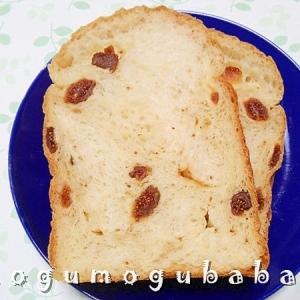 HBで作る☆無花果食パン