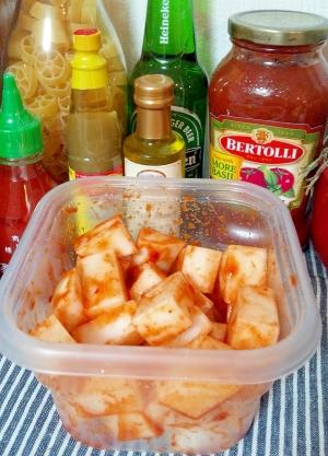 素 キムチ レシピ の