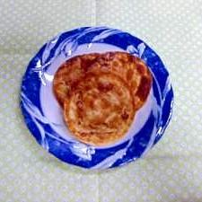 マヨ醤油のパリパリ焼き