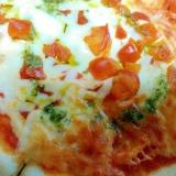 バジル&トマトピザ