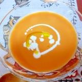 夏の洋食にイチオシ!パプリカの冷製スープ♪