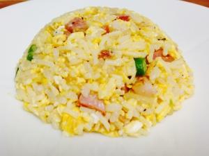 【糖質制限】0麺入り☆低糖質チャーハン