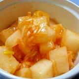 本格簡単!韓国料理カクテキ