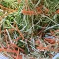 うちのサラダ 3種のサラダ