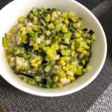【きゅうり消費に】夏野菜の万能かけダレ