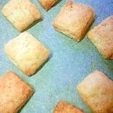 油少し&水と袋で低カロリージンジャークッキー