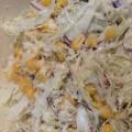 キャベツとコーンのマヨサラダ