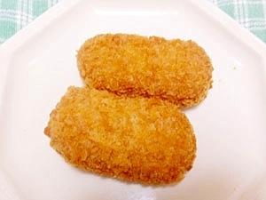 塩麹入りカニクリームコロッケ