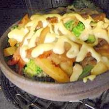 野菜グラタン
