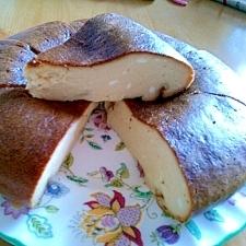 プリンのような☆簡単チーズケーキ