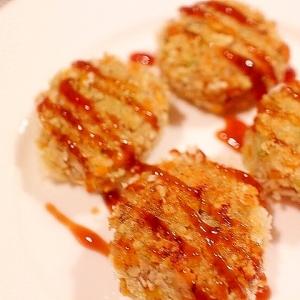 【簡単おつまみ】スプーンで食べるコロッケ