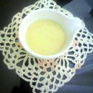 万能!豆乳ソース(マクロビオティック)
