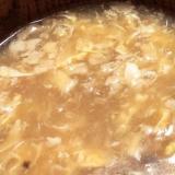 簡単!とろーり!卵スープ