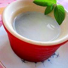 ★アガーでコーヒーゼリー 固めバージョン