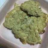カルアミルクでオートミールのおからクッキー