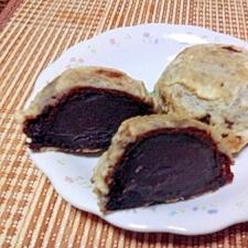 黒糖天ぷらまんじゅう