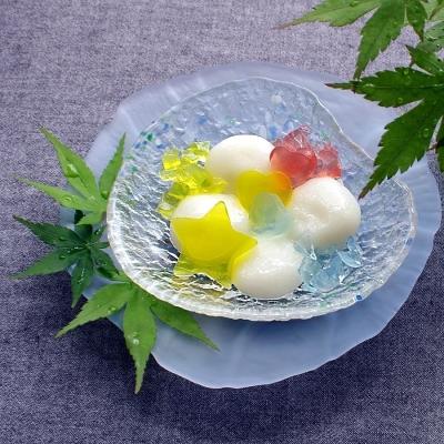 七夕はかき氷シロップで簡単に作れる「きらきら天の川ゼリー」を親子で楽しもう!