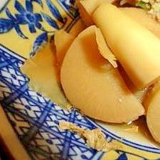タケノコのシンプル&ベーシックな煮物