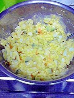 めちゃうま☆卵サラダ♪
