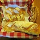 初心者フランスパン
