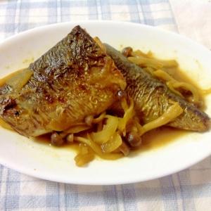 簡単♪さばのカレー煮(*^◯^*)