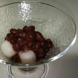 豆腐で美味しい★白玉だんご