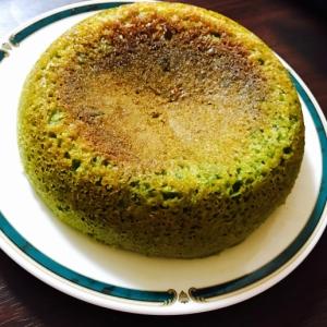 炊飯器で作るホットケーキミックスでカラフルケーキ