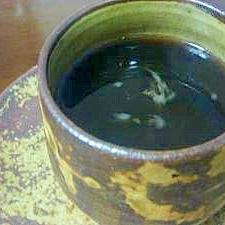 黒蜜生姜コーヒー