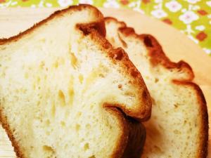 デニッシュ風のしあわせ食パン