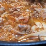 簡単!キムチ鍋
