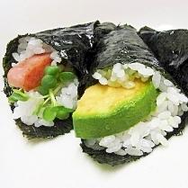 刺身なし手巻き寿司