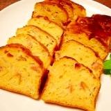 リンゴとカッテージチーズ☆ケークサレ