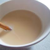 濃厚で美味しい★シナモンミルクティー