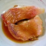 赤魚の韓国風煮物