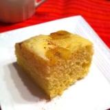 ◆ルクエで10分◆バナナの蒸しパン