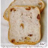いちじくと胡桃のカンパーニュ食パン