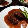 牛すね肉の赤ワイン煮込み