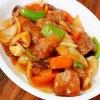 日本でも食べられることが多い「中華料理」が主役の献立