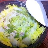 白菜と豚バラ肉のぐるぐる巻き巻きタジン