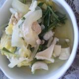 野菜具沢山の煮物 薄味