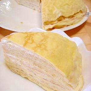 我が家の自家製「カスタードクリーム」レシピ