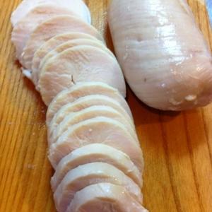超しっとり~塩麹鶏ハム