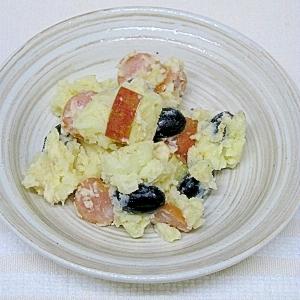 モッチリ!栄養◎黒豆のポテトサラダ
