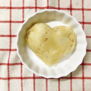 【離乳食後期】りんごとさつまいもの蒸しパン