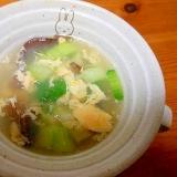 生きくらげのスープ