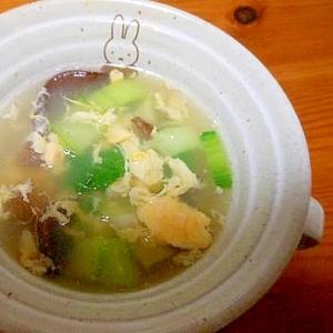 きくらげのスープ
