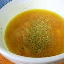 じゃがいもスープカレー風味